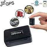 Winnes Mini GPS Tracker, Starker Magnetischer GPS Tracker Langer Standby Echtzeit Positionierung...