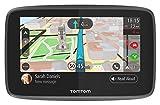 TomTom GO 5200 Pkw-Navi (5 Zoll mit Updates über Wi-Fi, Lebenslang Traffic via SIM-Karte,...