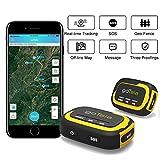goTele GPS Tracker, Wander & Outdoor GPS-Geräte Jagd GPS Kinder und Haustiere Tracker Real-Time...