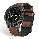 Amazfit GTR 47mm Smart Watch mit ganztägiger Herzfrequenz- und Aktivitätserfassung, extrem Langer...